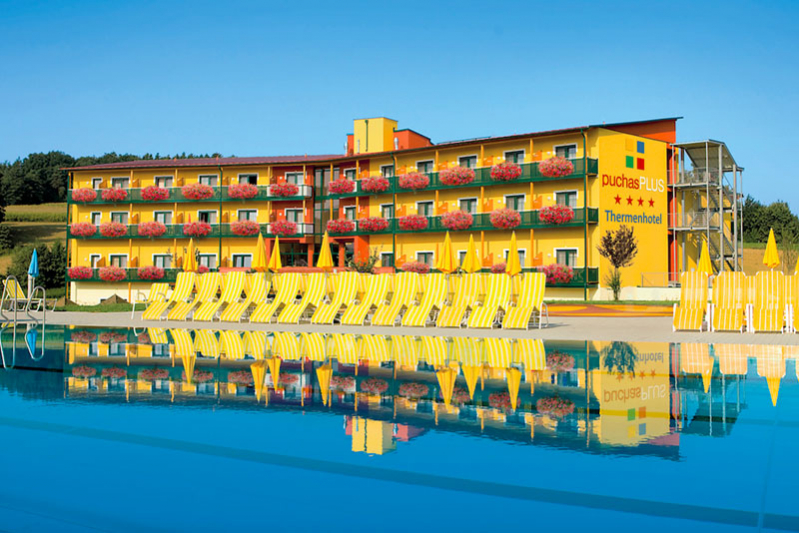 Thermenhotel PuchasPLUS Stegersbach
