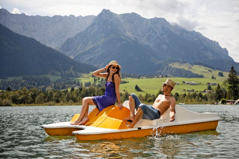 Ferienclub Bellevue am Walchsee